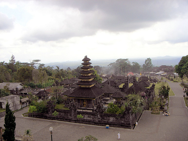 The Mother Temple on Bali is one part of an island that is one of the top tourist attractions in Indonesia
