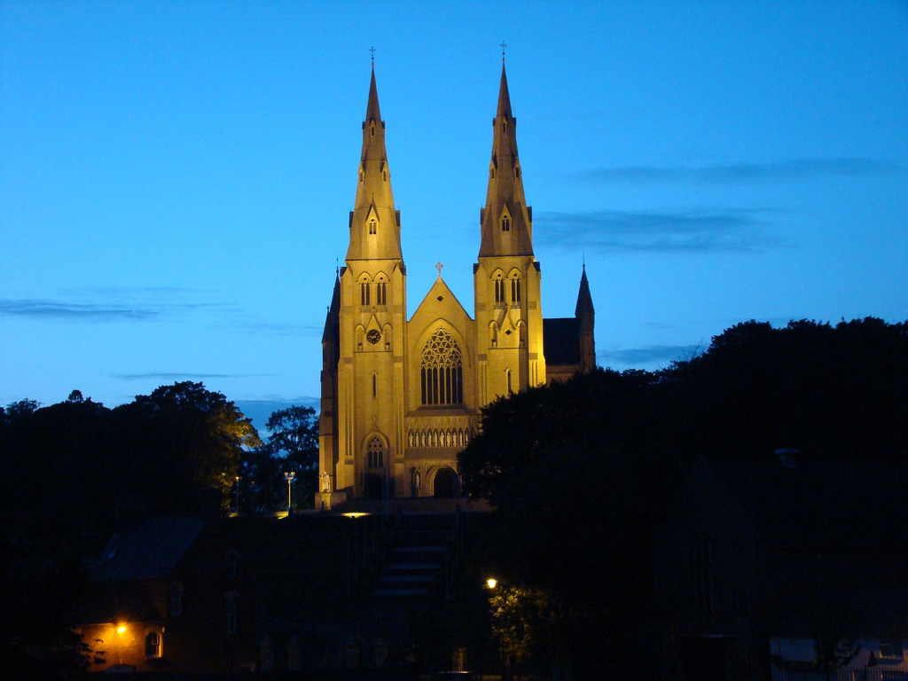 Saint Patrick's Cathedral is one of the top tourist attractions in Armagh, Ireland