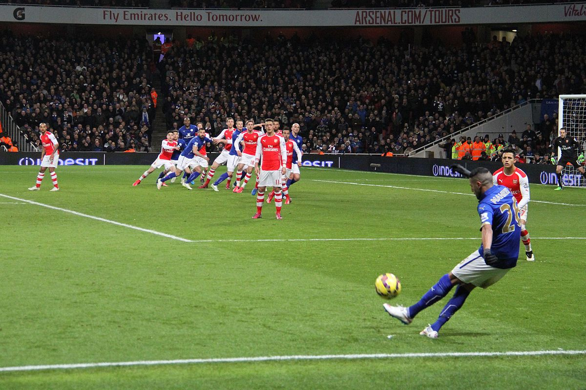 Seeing Arsenal and Leicester City have the makings of a great football holiday in the UK ... photo by CC user 7332125@N04 on Flickr